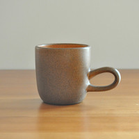 heath ceramics pumpkin mug