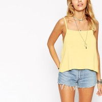 ASOS Knitted Cami In Swing Shape