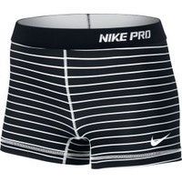 """Nike Women's 2.5"""" Printed Pro Compression Shorts - Dick's Sporting Goods"""