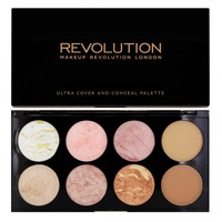 Ultra Blush and Contour Palette Golden Sugar - FACE