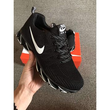Nike Knitting Fashion Men Casual Breathable Sport Running Shoes Sneakers