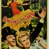Swing Time 11x17 Movie Poster (1936)