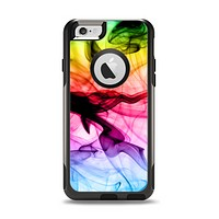 The Neon Glowing Fumes Apple iPhone 6 Otterbox Commuter Case Skin Set