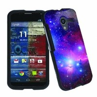 [ArmorXtreme] Motorola MOTO X XT1058 Total Protection Image Cover Case [Space]