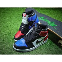 Air Jordan 1 OG Retro High Top 3 555088-026 AJ1 Basketball Shoes