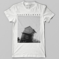 Touche Amore - House Collapse shirt | Hellfish Family