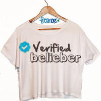 Verified Belieber | fresh-tops.com