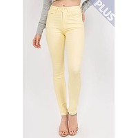 Dipped in Color Skinny Jeans - FINAL SALE