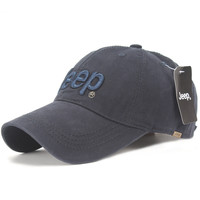 Jeep Outdoor Sports Logo Embroid Baseball Hat Cap