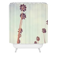 Catherine McDonald Streets Of Los Angeles Shower Curtain