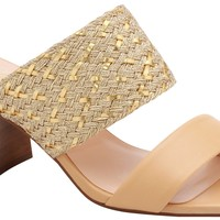 Clog Block Heel - Stephanie