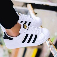 Adidas Women Casual Running Sport Shoes Sneakers-1