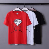 Tops Summer Men Short Sleeve T-shirts [420154966052]