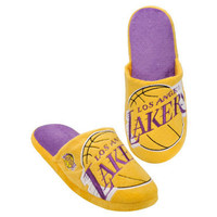 "Lakers ""Big Logo"" Slippers"