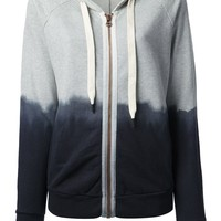 Nsf Tricolour Hooded Sweater