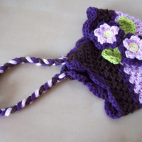 baby girl winter hat, baby girl clothes, earflap hat