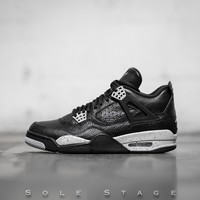 Air Jordan 4 Retro LS 'Oreo' 2015