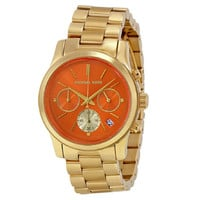 Michael Kors Women's Watch Slim Runway