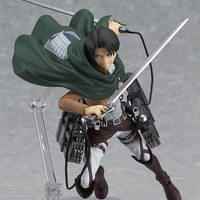 Attack on Titan: Levi Figma
