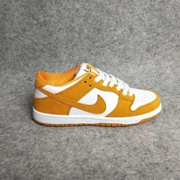 Tagre™ Nike SB ZOOM DUNK LOW PRO Circuit Orange Women/Men Sport Shoes Casual Sneakers