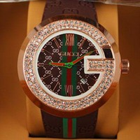 VSGIRLSSs : GUCCI Diamond, noble, hot sale  watch