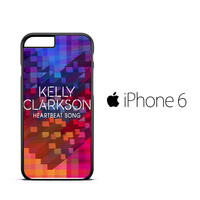 Heartbeat Song X0674 iPhone 6 Case