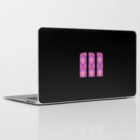 M Vector Scales Laptop & iPad Skin by Matt Irving