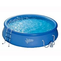 Buy Summer Escapes 14-Foot Quick Set® Inflatable Family Pool - K-P21-1436-A from MyGofer.com