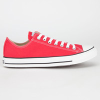 CONVERSE (RED) Chuck Taylor All Star Low Shoes   Sneakers