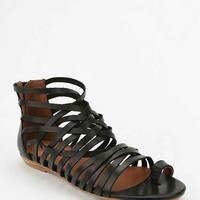 Sixtyseven Woven Caged Sandal-