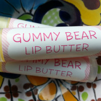 Gummy Bear Lip Butter ~ Lip Balm