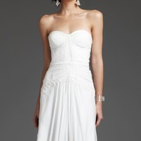 The White Collection by Mignon VM883 Dress