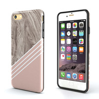 wood pink Tough iPhone 6S Case,iPhone 6s Plus Case,iPhone 6s Case,iPhone SE Case