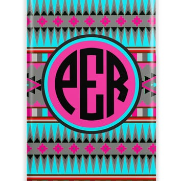 TRIBAL PATTERN - PERSONALIZED IPHONE CASE AZTEC