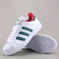 Adidas Superstar Fashion Casual Low-Top Old Skool Shoes-5