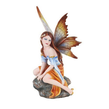 Fairy Fantasy Art Sculpture Fairyland Collection By Pacific Giftware