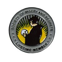MISERY PIN