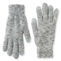 Plush-Lined Tech Gloves - Aeropostale
