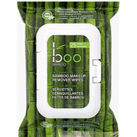 Boo Bamboo Makeup Remover Wipes (25 Count)