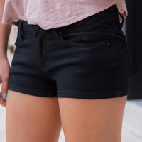 Manhattan Beach Denim Shorts