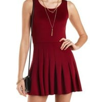 Tennis Skater Dress by Charlotte Russe