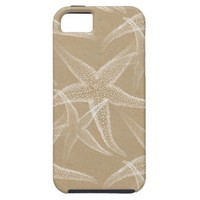Starfish Sand Beach iPhone 6 Case