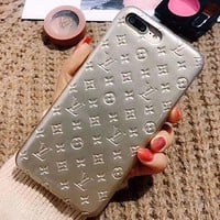Perfect Louis Vuitton Phone Cover Case For  Samsung Galaxy  s8  s8+ s9  s9+ note 8 iphone 6 6s 6plus 6s-plus 7 7plus 8 8plus X