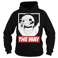 Official OBEY the way shirt