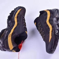 "Nike Air Max 95 ""Black/Yellow"" Men Sneaker"