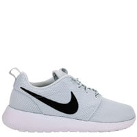 Nike Womens Roshe Run - Pure Platinum Black White