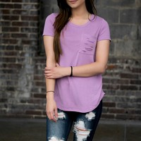 Purple Rain Top