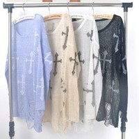 Stary sweater wildfox style multiple color