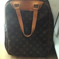 Louis Vuitton Excursion Bag with Lock -see notes