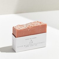 Among The Flowers Bar Soap   Urban Outfitters